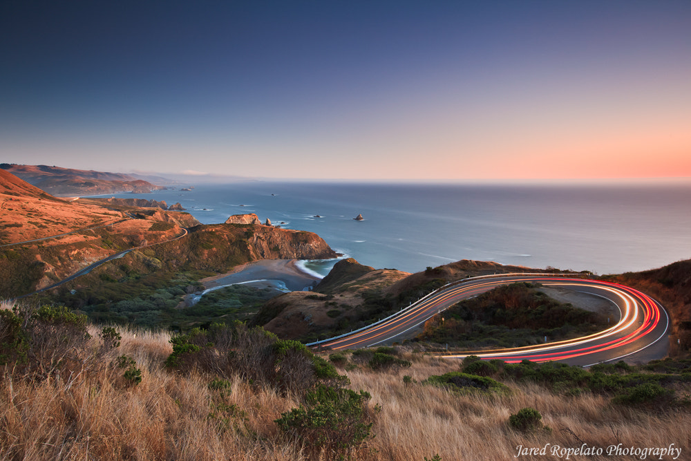 Photograph Coastal Curve by jared ropelato on 500px