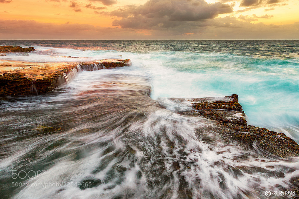 Photograph Paint With Wave by Joshua Zhang on 500px