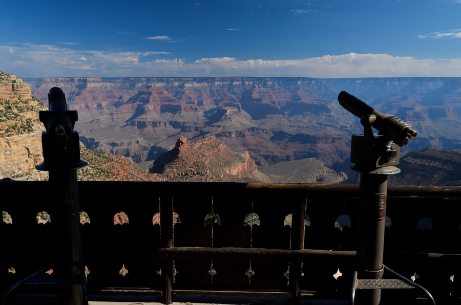 Photograph Grand Canyon Lookout by Jason Vines on 500px