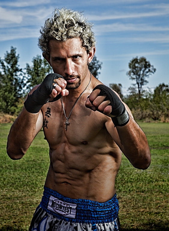 Photograph Fighting fit by David Martin on 500px