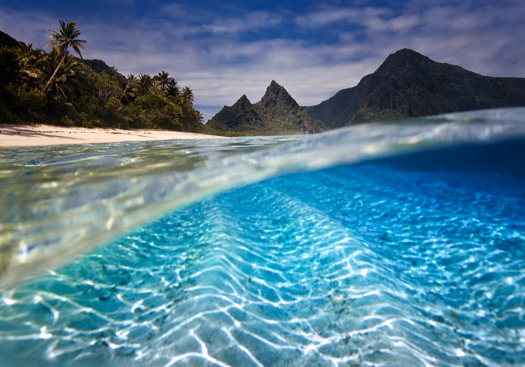 Photograph Islands in the Stream by Michael Anderson on 500px