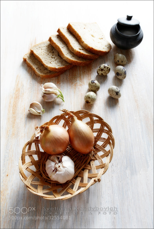 Still life with quail eggs by Svetlana Kandybovich (SvetlanaKandybovich)) on 500px.com