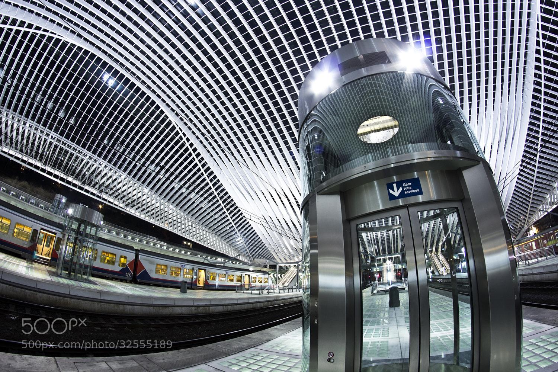 Photograph Calatravanism LXXII by Arnd Gottschalk on 500px
