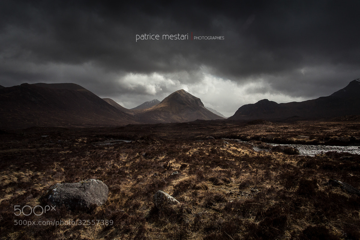 Photograph Sligachan - Isle of Skye - Scotland by Patrice MESTARI on 500px