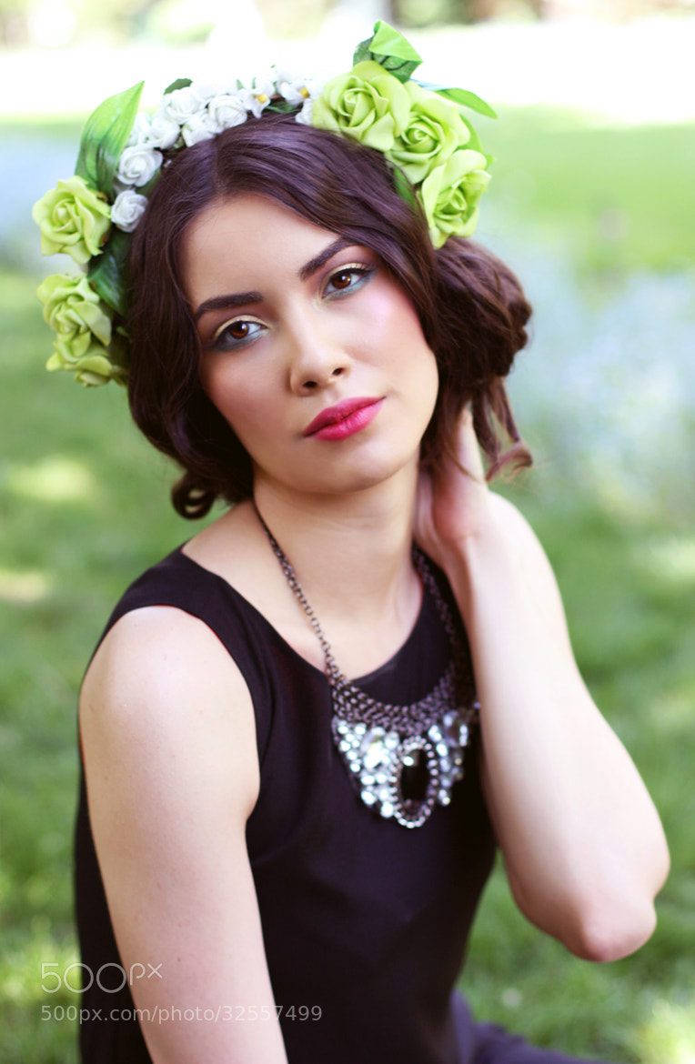 Photograph Flower crown  by Diana Barbu on 500px