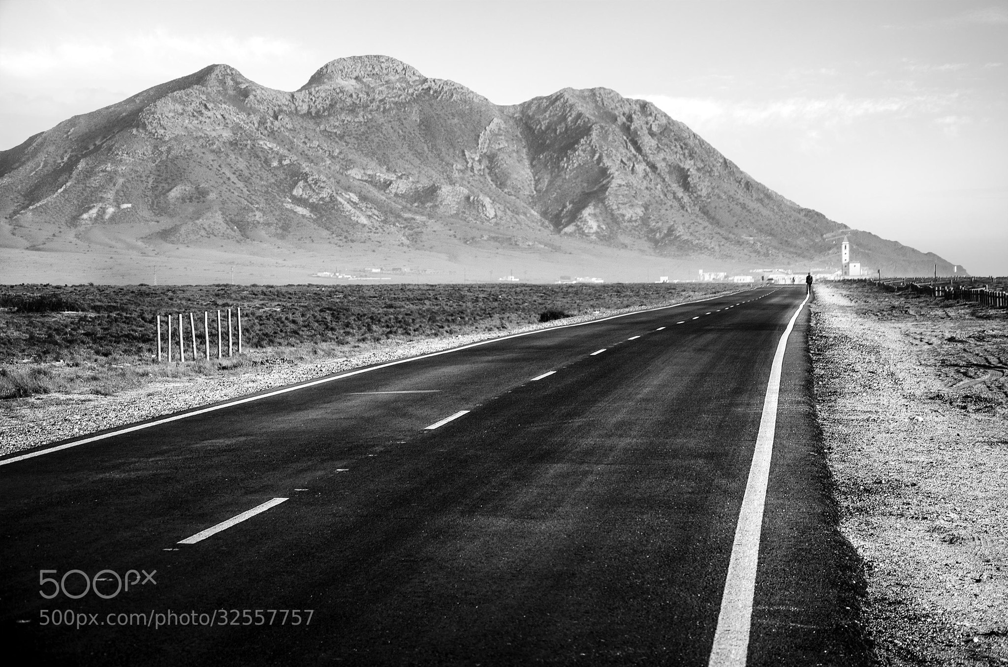 Photograph The Road by Bruno Herrera González on 500px