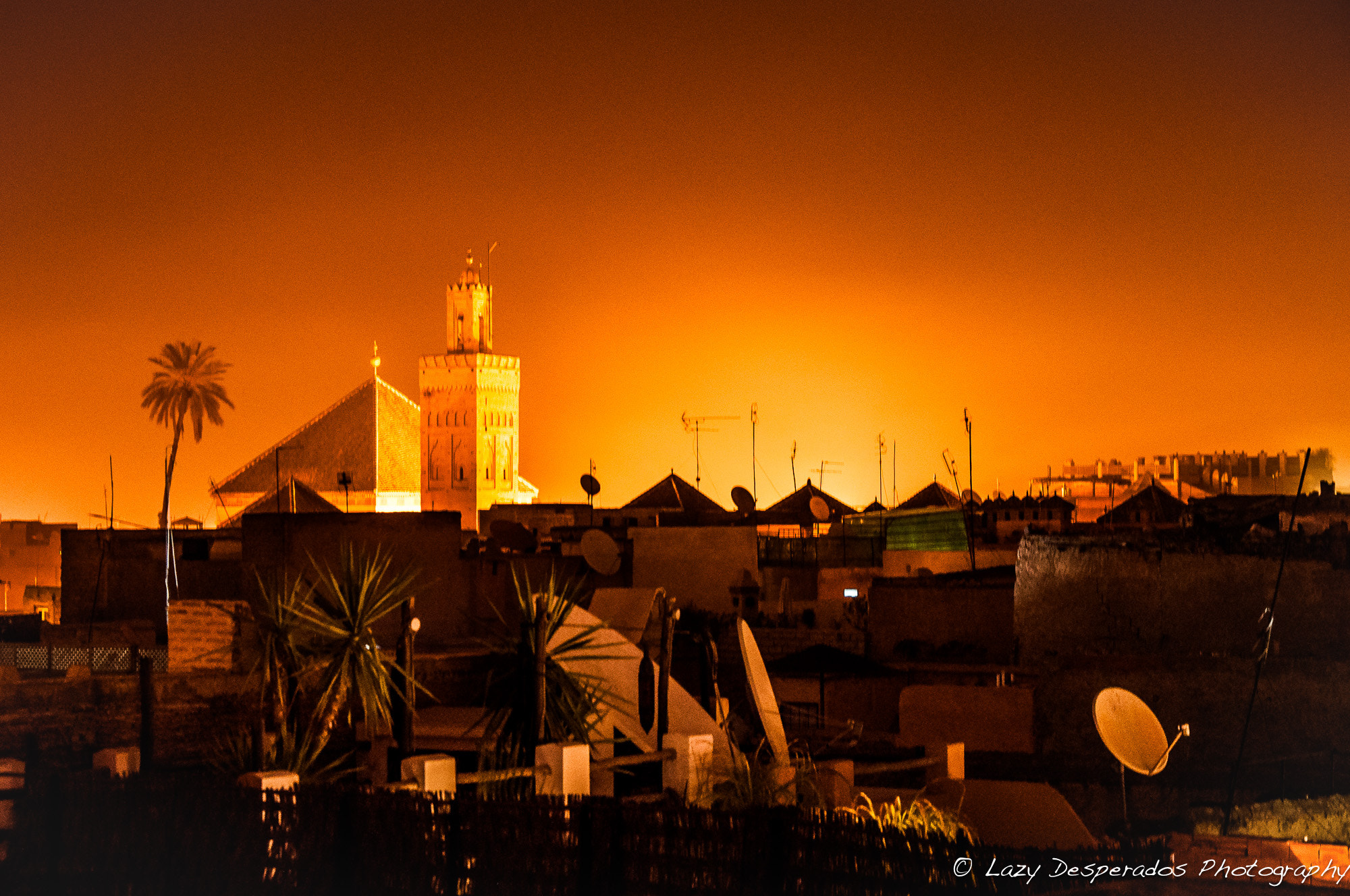 Photograph Arabian Rooftops  by Lazy Desperados  on 500px