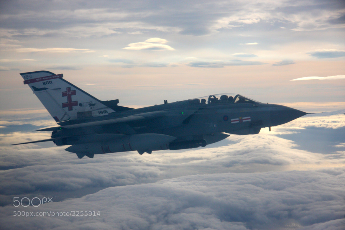 Photograph GR4 Air to Air by Phil Collins on 500px