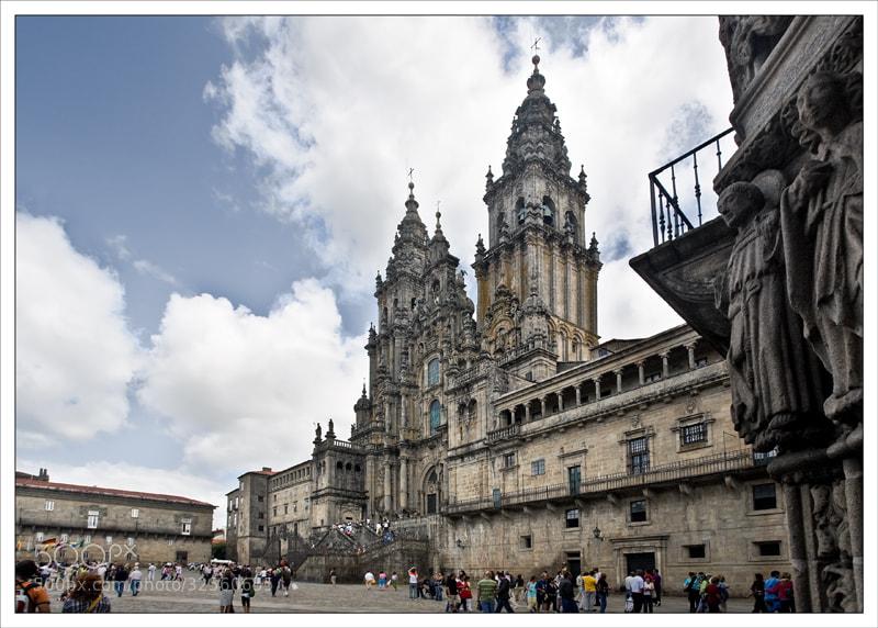 Photograph Cathedral of Santiago de Compostela by Manuel Bóo on 500px
