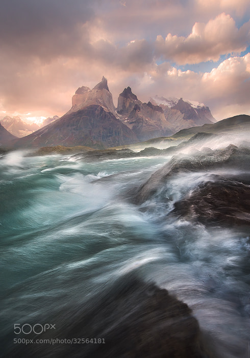Photograph Kingdom of the Wind by Marc  Adamus on 500px