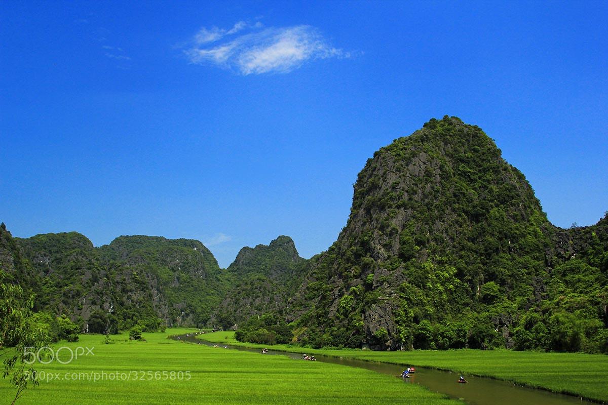 Photograph BICH DONG - NINH BINH.VIET NAM by Tuan Nguyen Anh on 500px