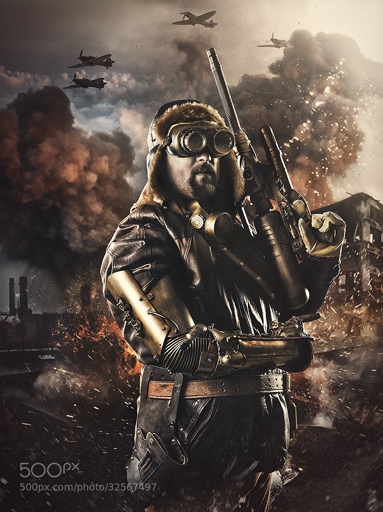 Photograph War game by Rebeca  Saray on 500px