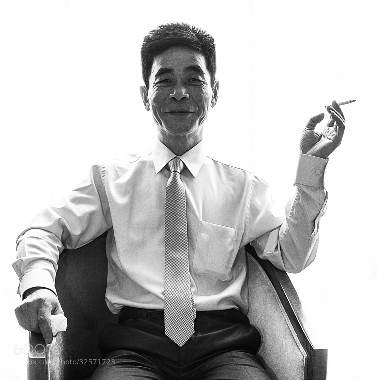 Photograph  我喜欢这老头  by 蔡 昊 on 500px