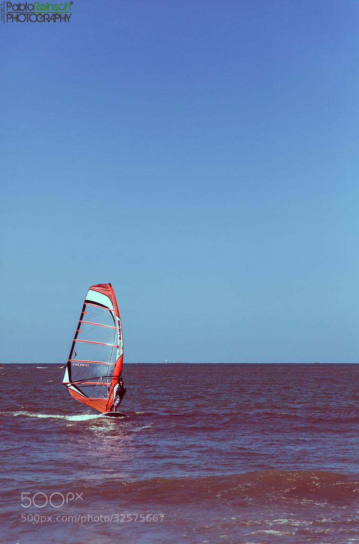 Photograph A la velocidad del viento.- by Pablo Reinsch on 500px