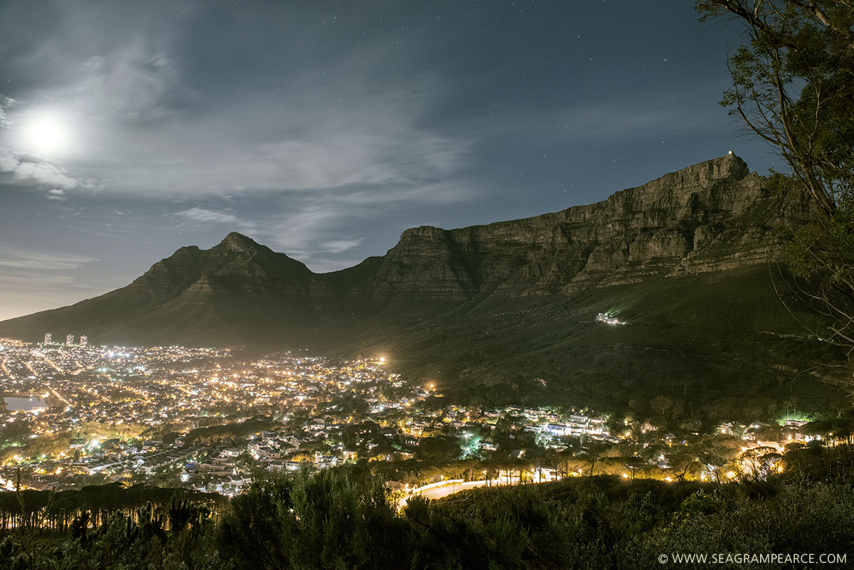 Photograph Cape Town Bowl by Seagram Pearce on 500px