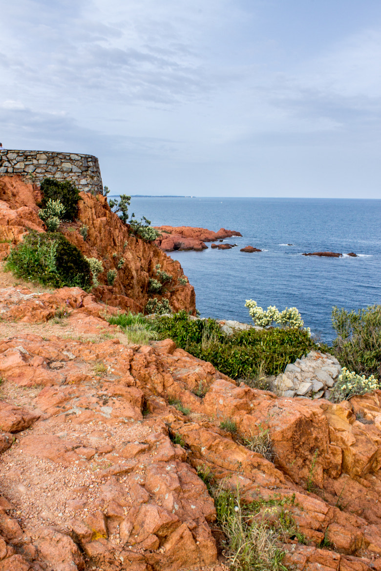 Photograph Esterel's red rocks by Clement Barret on 500px