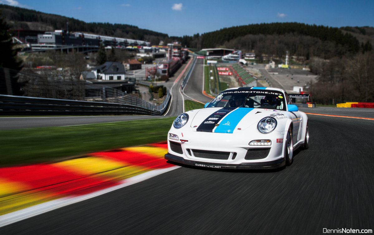 Photograph Porsche GT3 CUP  by Dennis  Noten on 500px