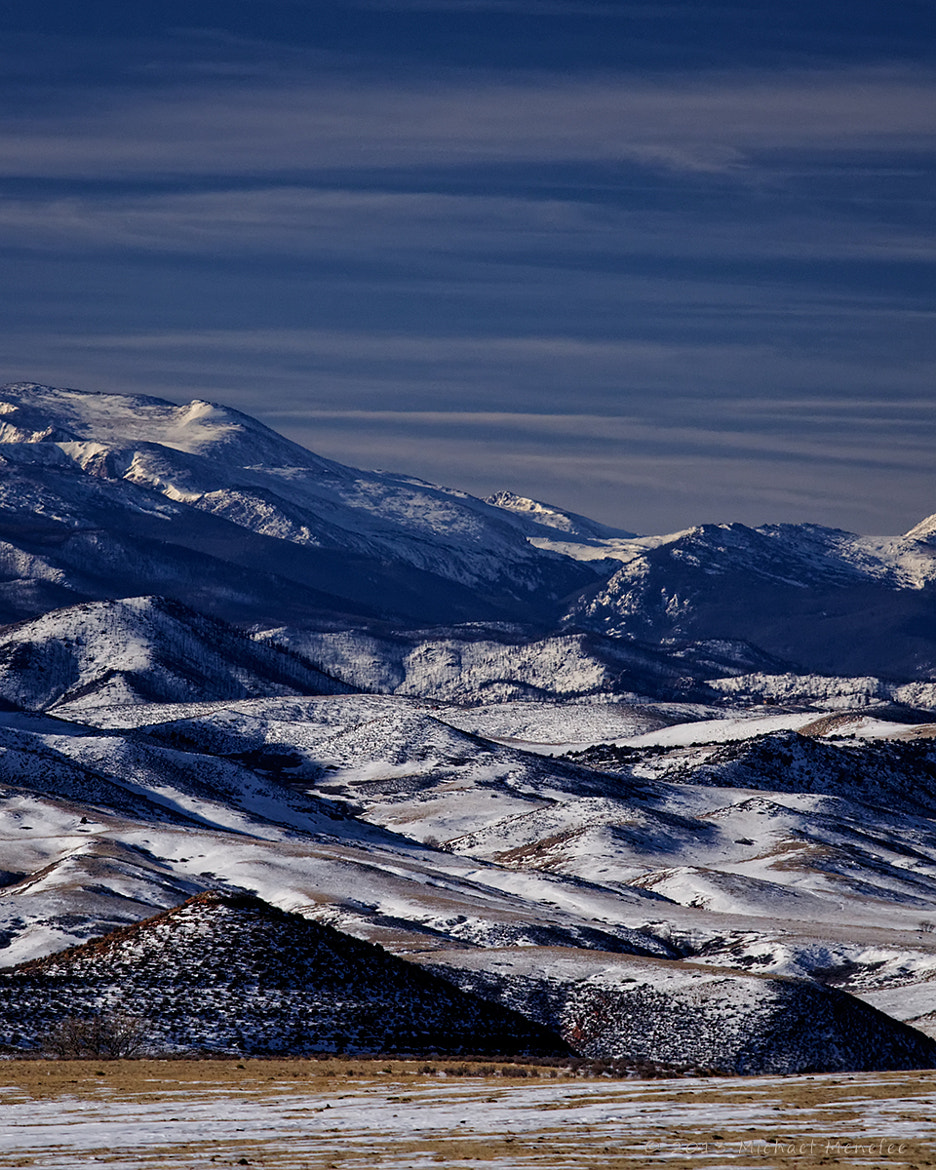 Photograph Wintertide at the Laramie Foothills by Michael Menefee on 500px