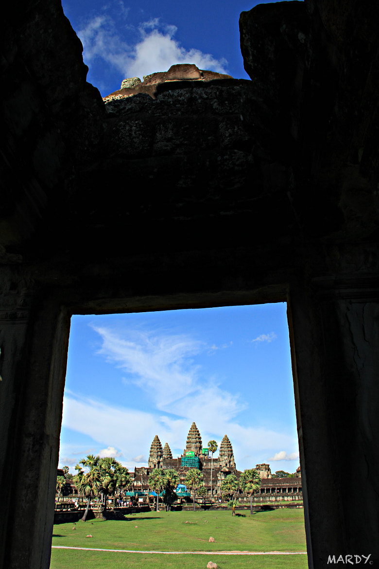 Photograph Angkor Wat Temple by Mardy Suong Photography on 500px