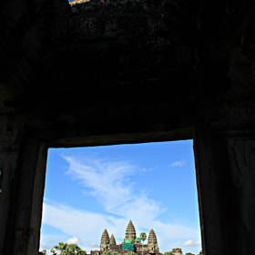 Angkor Wat Temple by Mardy Photography (Mardy)) on 500px.com