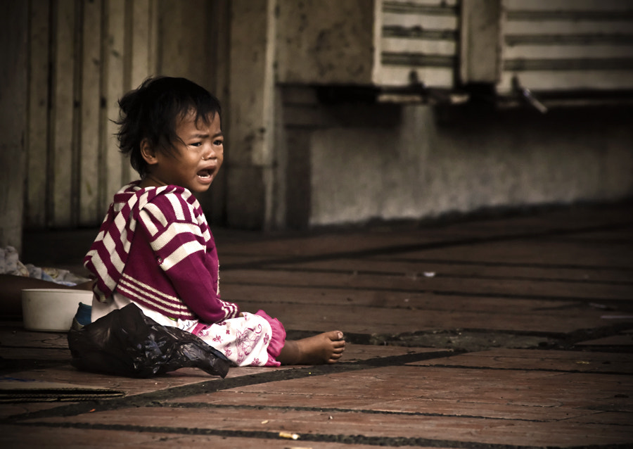Photograph Crying by Hengki Lee on 500px