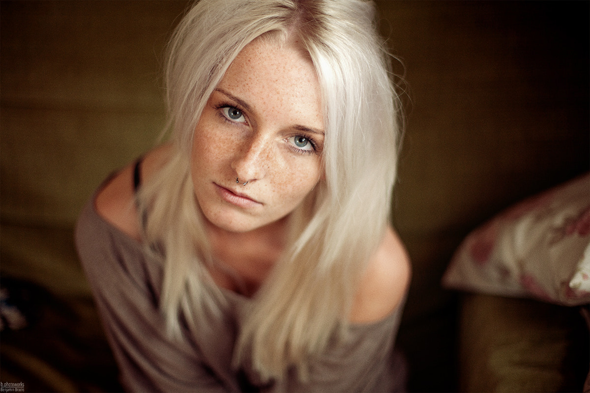 Photograph Anastasia by Benjamin Brocks on 500px