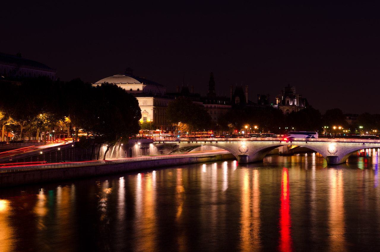 Photograph Goodbye Paris by Trevin Chow on 500px