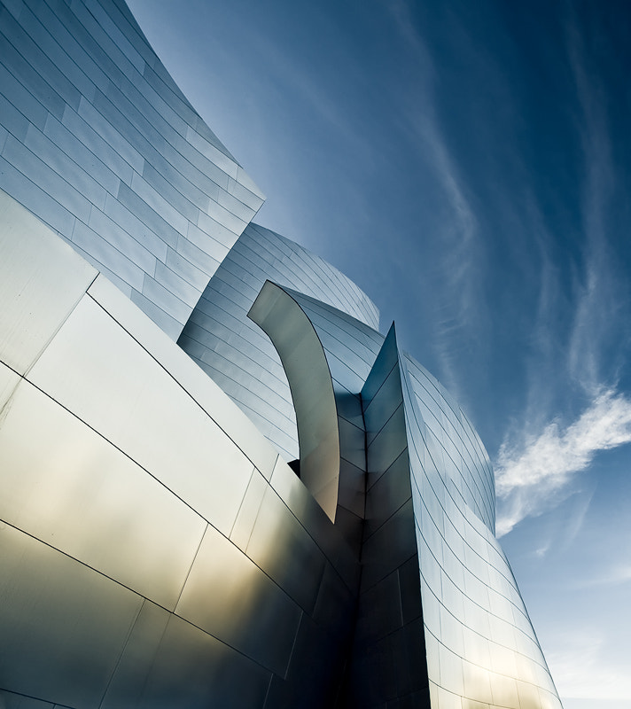 Photograph Gehry's Sky by Sam Javanrouh on 500px