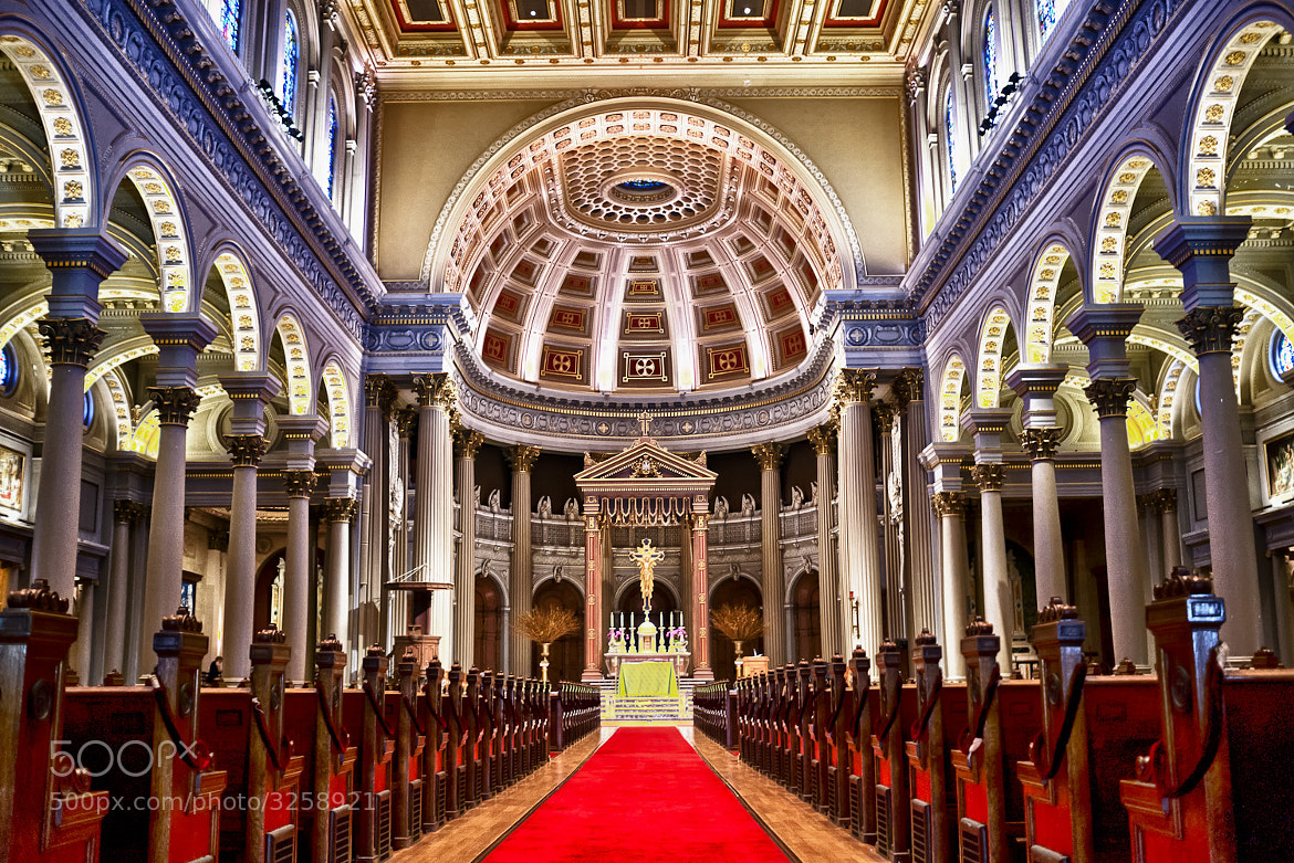Photograph Chapel at University of San Francisco by Tom Walker on 500px