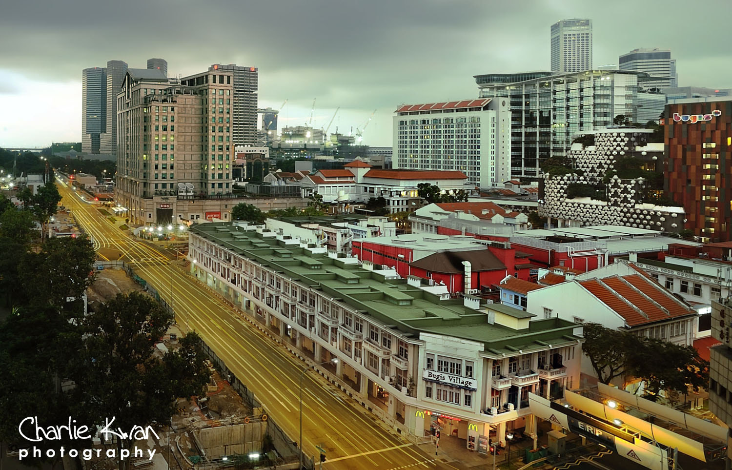 Photograph Singapore - Rochor Area by Charlie Kwan on 500px