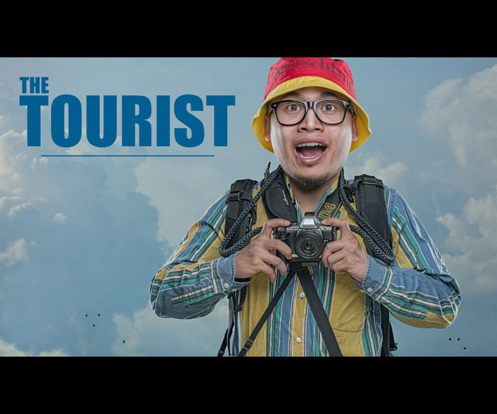 Photograph The Tourist by Glyn Dewis on 500px