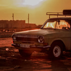 ������, ������: Soviet muscle car