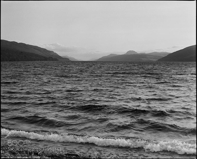 Photograph Ness by Viktoria Garvare on 500px