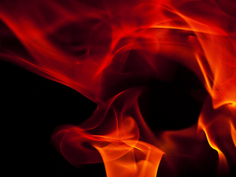 Photograph Fire by Warren Fleming on 500px
