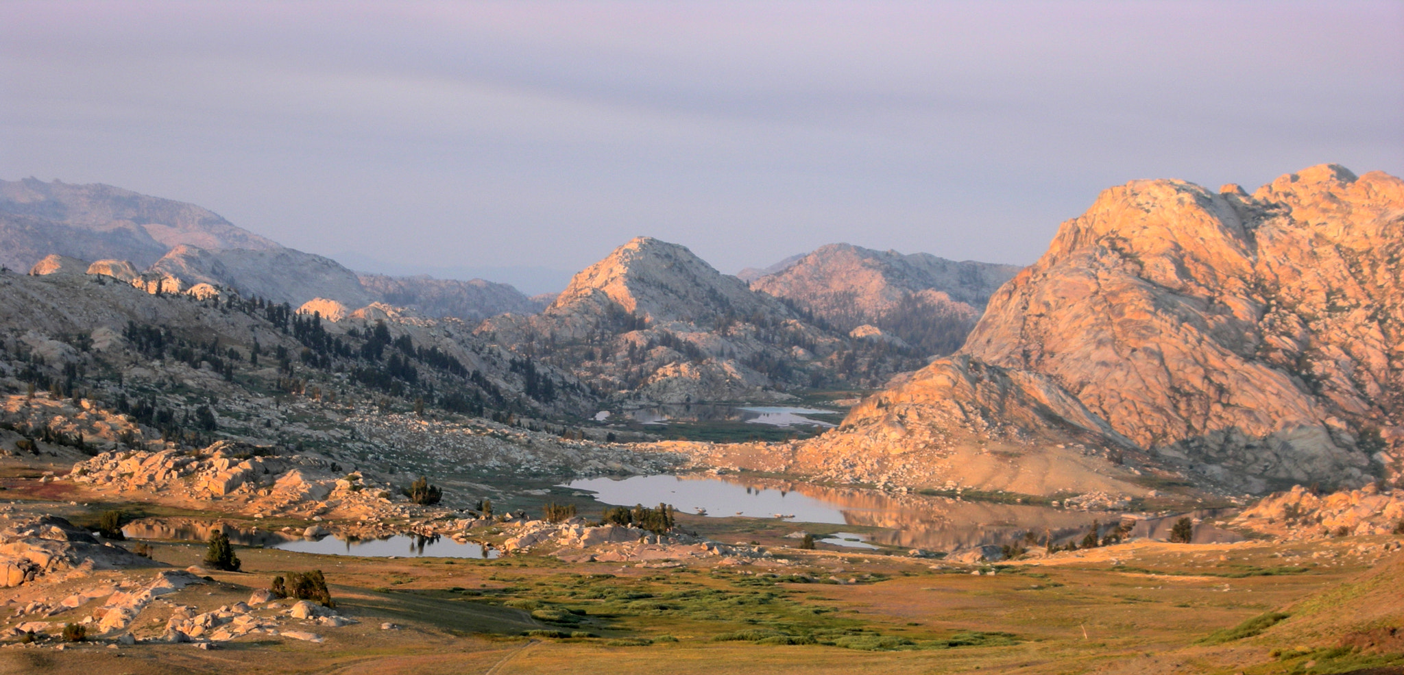 Photograph Emigrant Wilderness by Jerome Yesavage on 500px