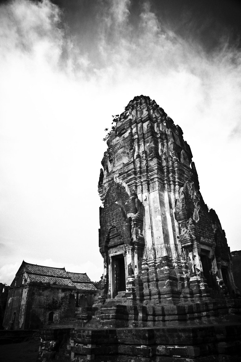 Photograph Black Chedi in Lopburi. by Laurence Penne on 500px