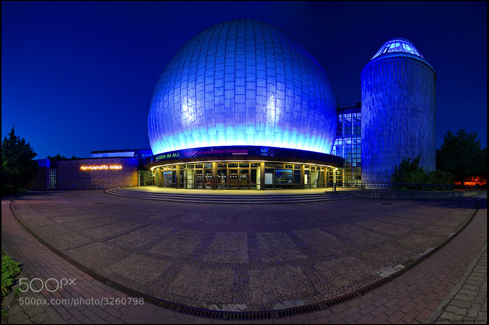 Photograph Observatory by Frank Herrmann on 500px