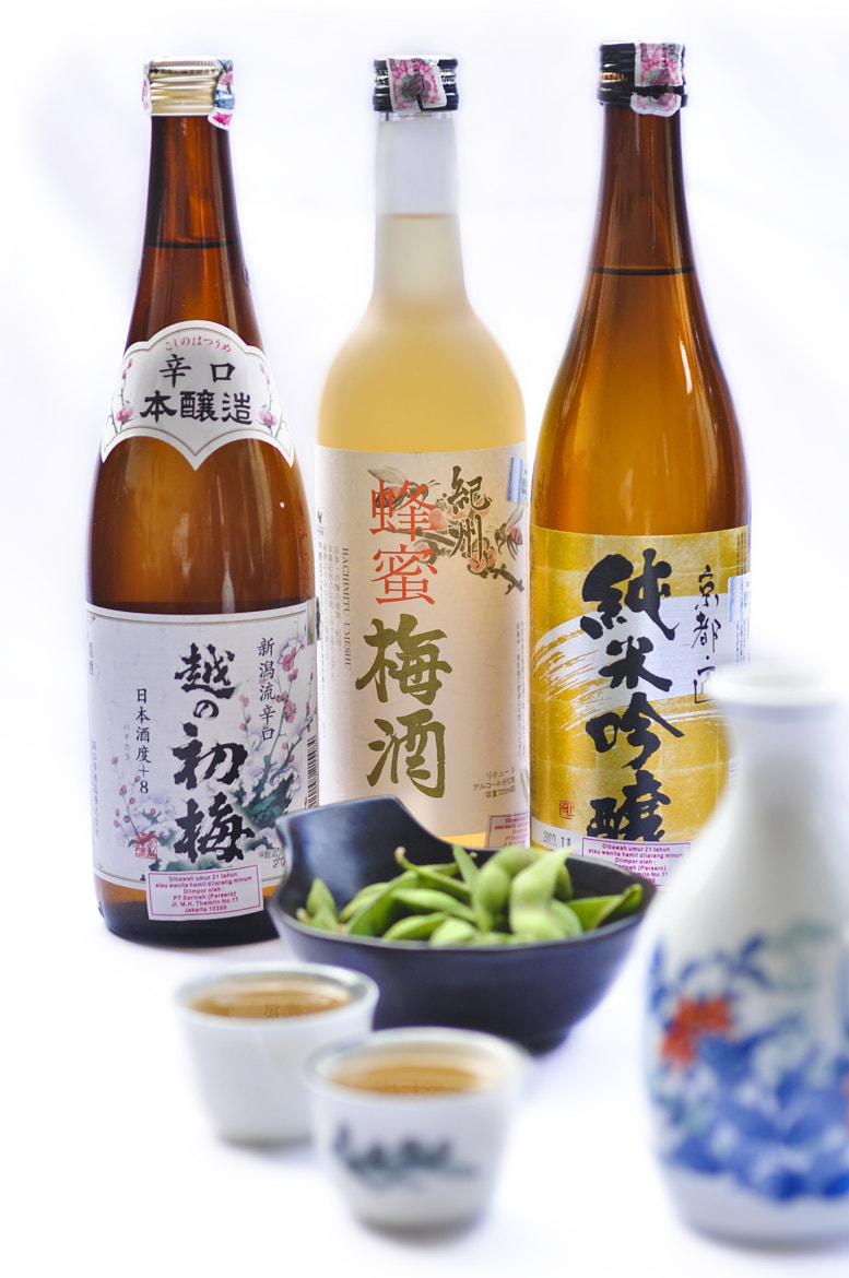 Photograph Japanese sake by Priyadi Abang on 500px