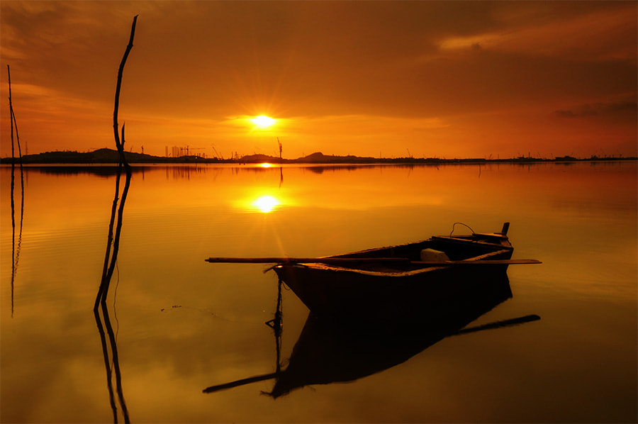 Photograph Golden Hour by Calles Gunawan on 500px