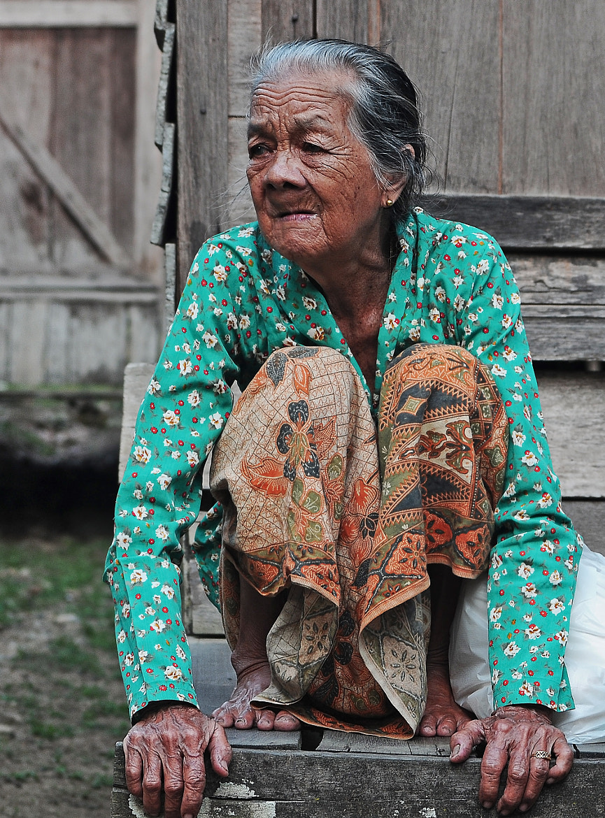 Photograph grandmother by yulian amin on 500px