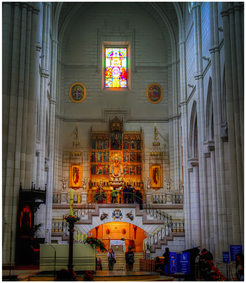 Photograph Catedral De La Al by Gene  Brooking on 500px