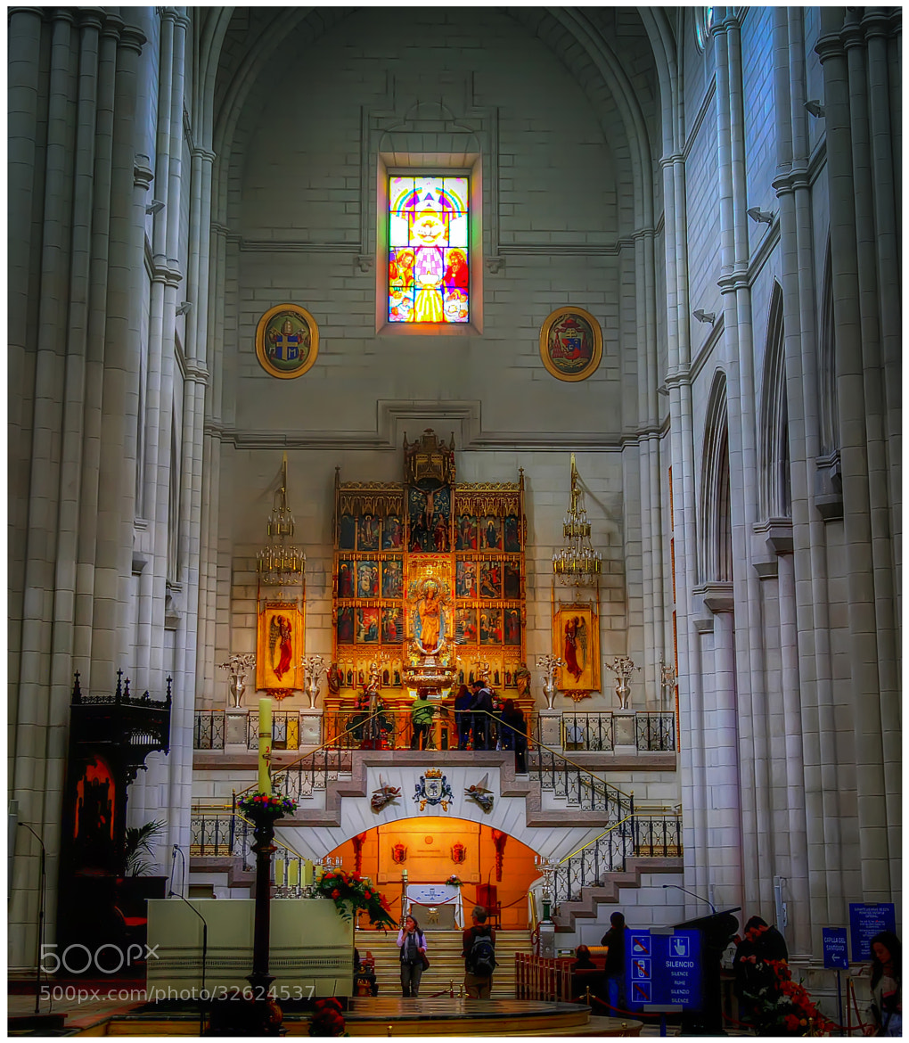 Photograph Catedral De La Almudena by Gene  Brooking on 500px
