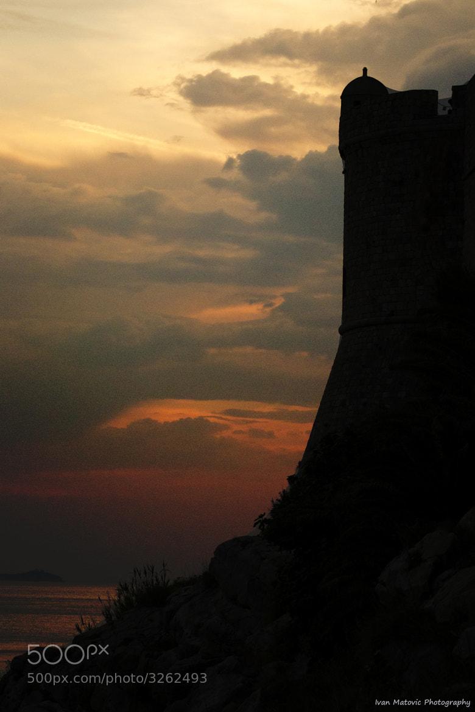 Photograph Sunset by Ivan Matović on 500px