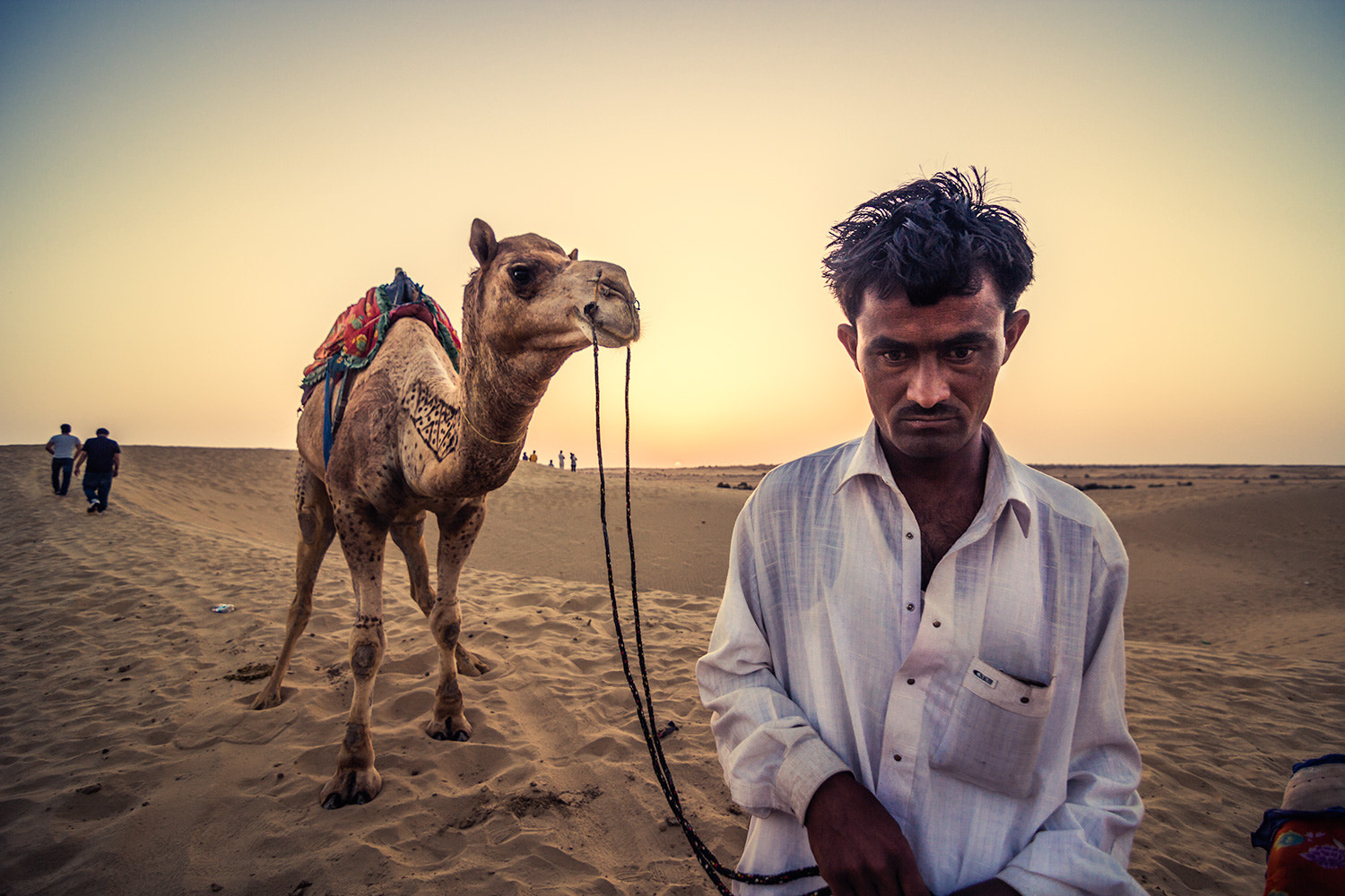 Photograph Lost in Desert 3 by Aman Dhingra on 500px