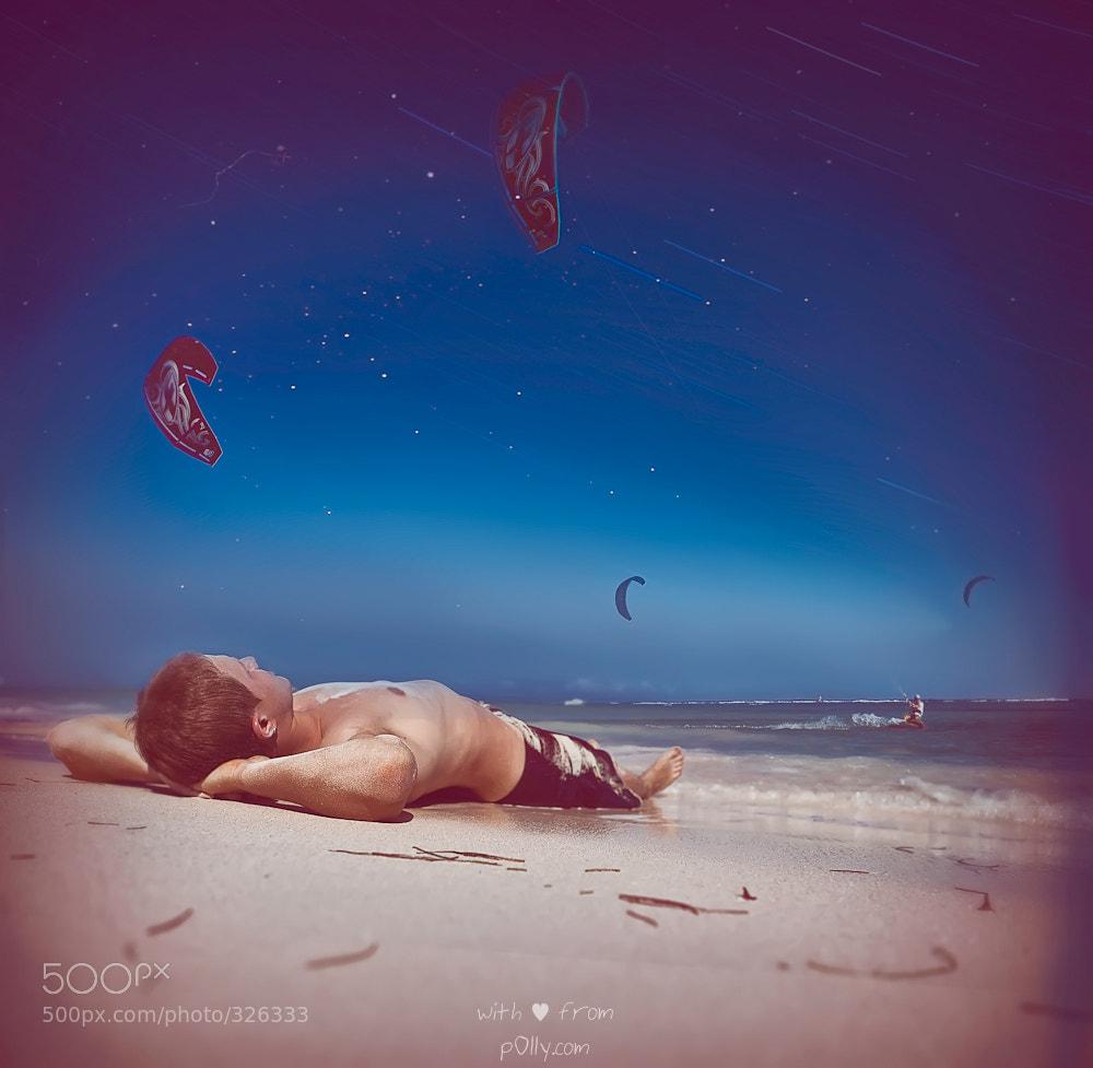 Photograph Paradise Passion by Polina Rabtseva on 500px