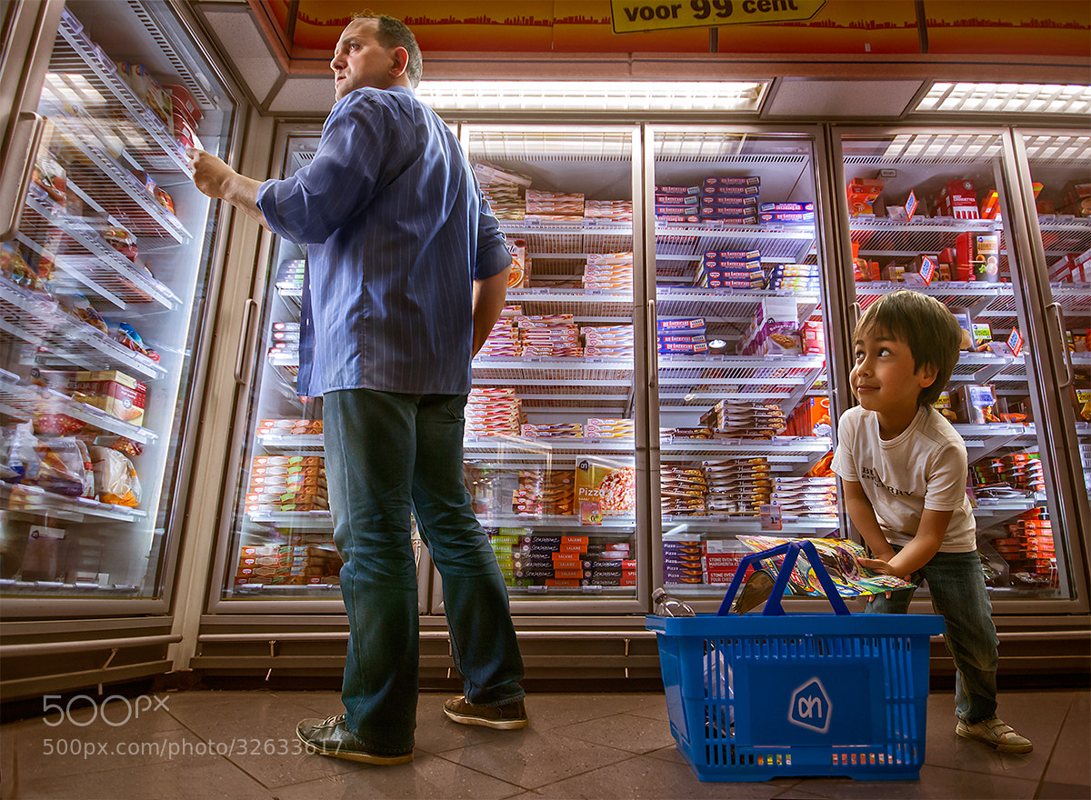 Photograph Grocery by Adrian Sommeling on 500px