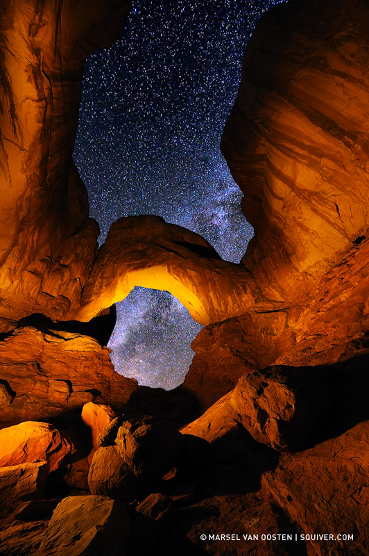 Photograph Portal to the Stars by Marsel van Oosten on 500px