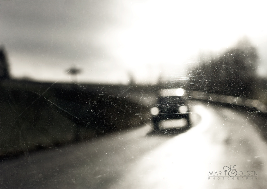 Photograph This Is The Road To Hell by Marit Olsen on 500px