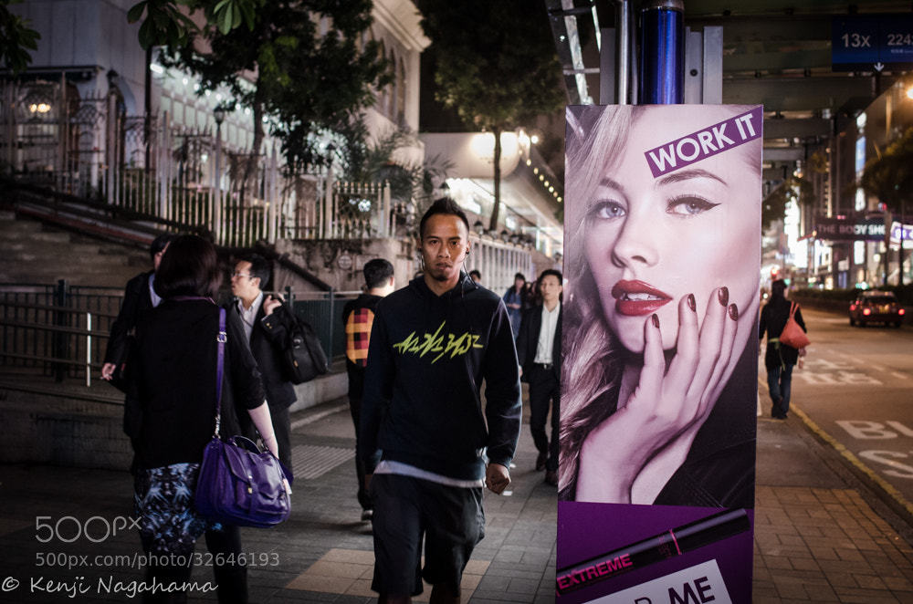 Photograph A Street Corner of Hong Kong (4/4) by Kenji Nagahama on 500px