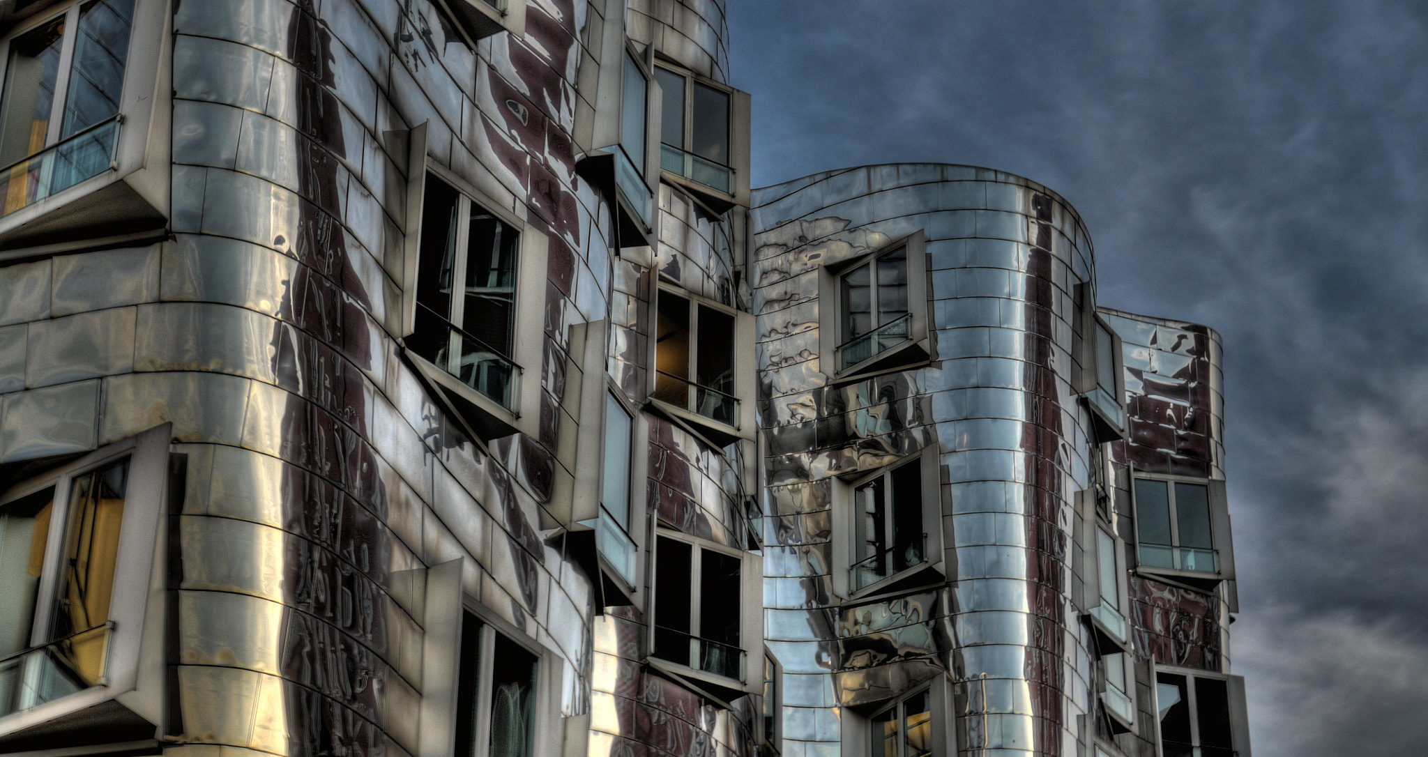 Photograph Gehry building by Michael Müller on 500px